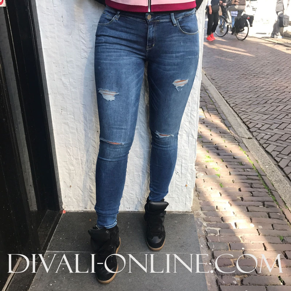 Skinny jeans Sexy curve Figue