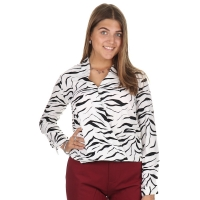 Lofty Manner Blouse Malene white