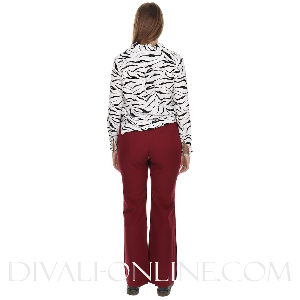Pantalon Alena Red
