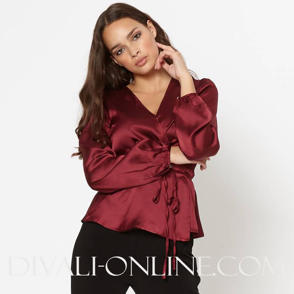 Blouse Catharina Red
