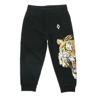 Marcelo Burlon Joggingbroek Tiger Black