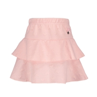 Le Chic Skirt Ruffle Pink