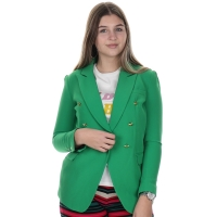 Wanderlust Jacket Lilly Green