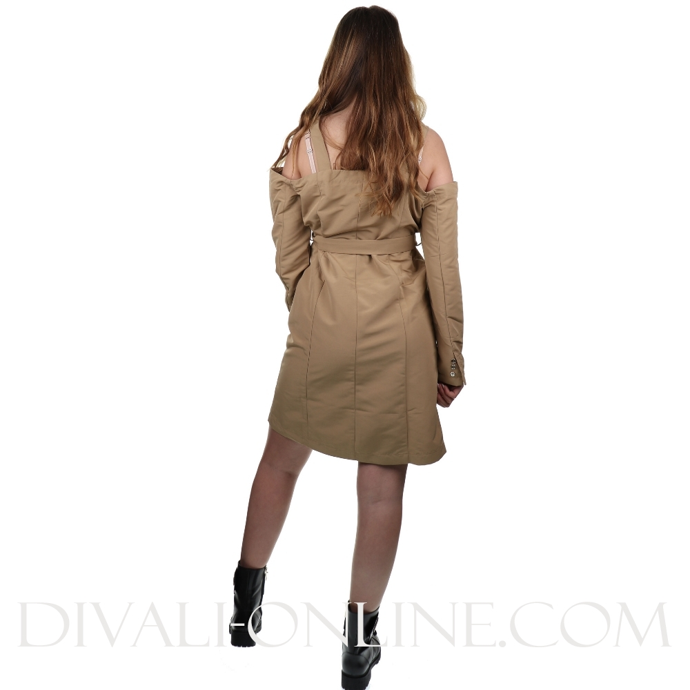 Dress Winter Beige