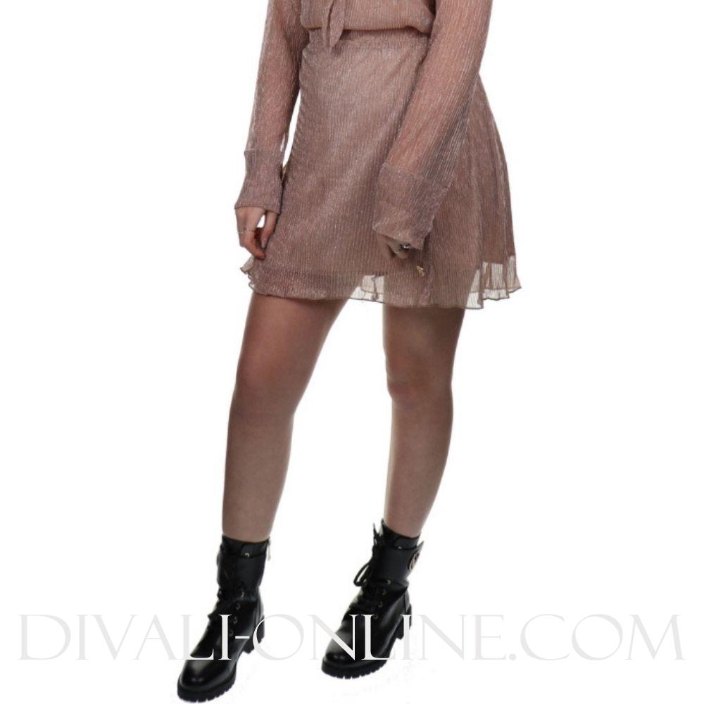 Skirt Noel Rose Wrinkle