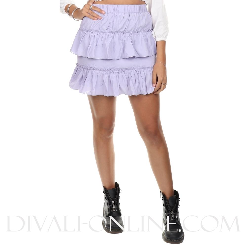 Skirt Stellan Purple