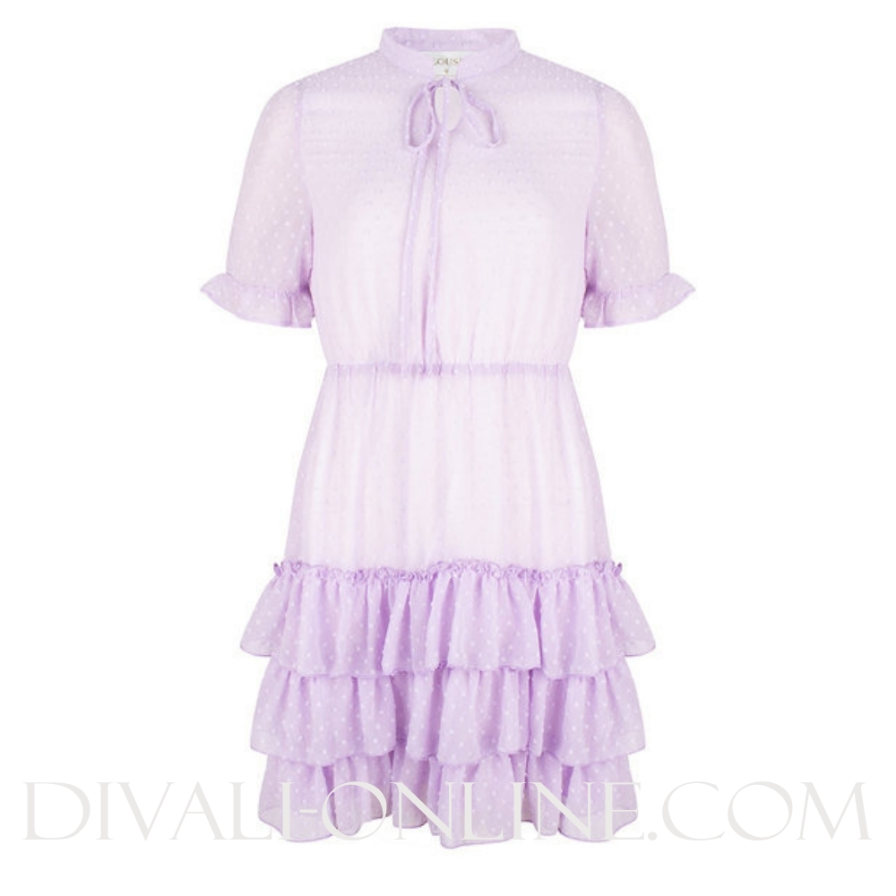 Dress Leif Purple