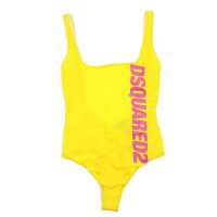 Badpak Letters Yellow-pink