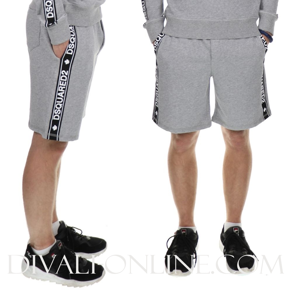Bermuda Taping Grey