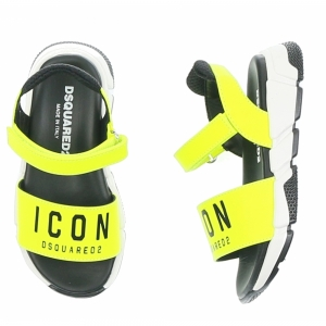 Sandaal Neon Yellow