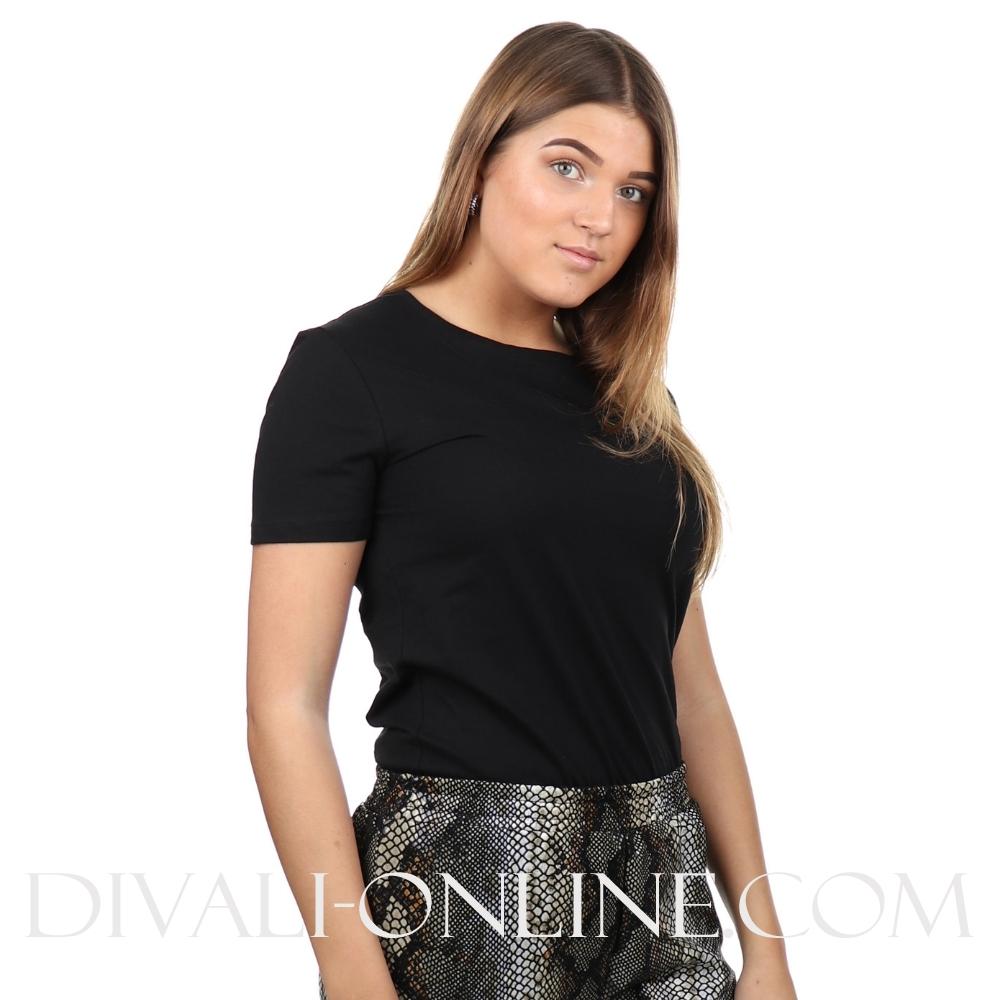 T-shirt Cia Black