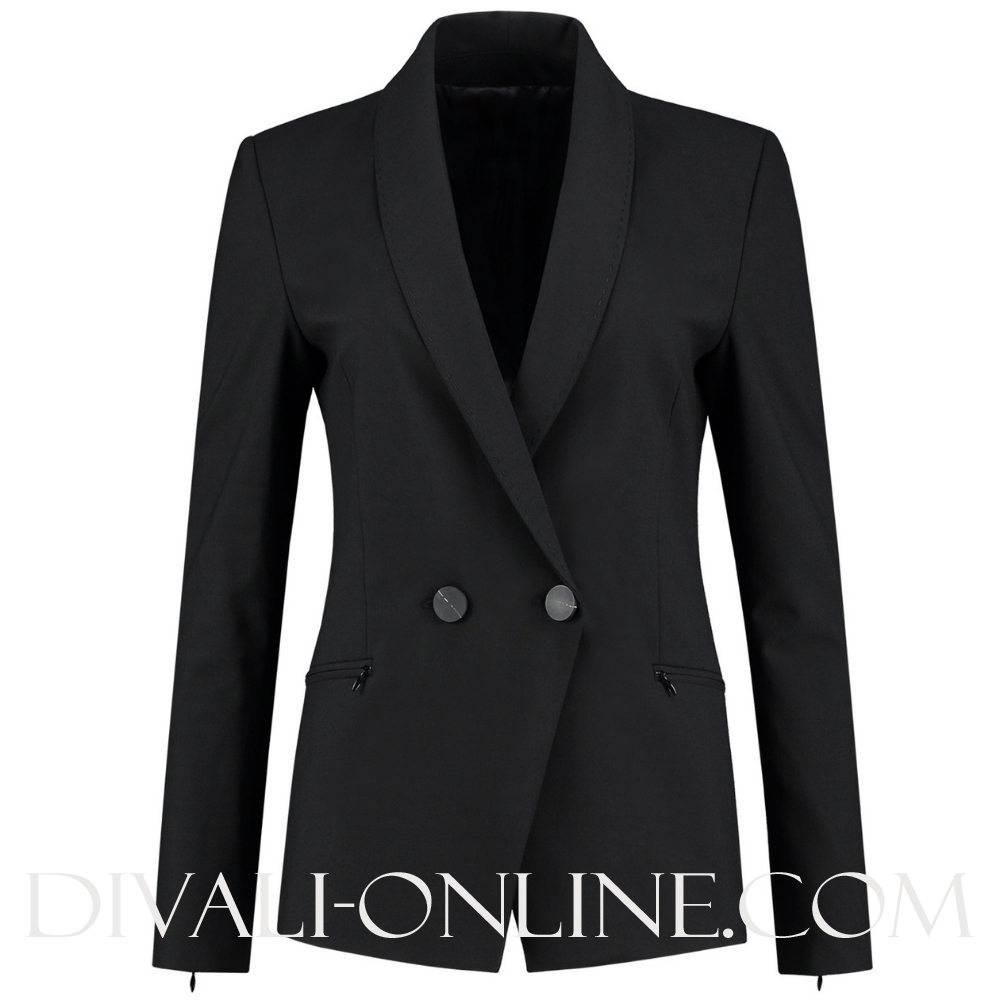 Blazer Love Black