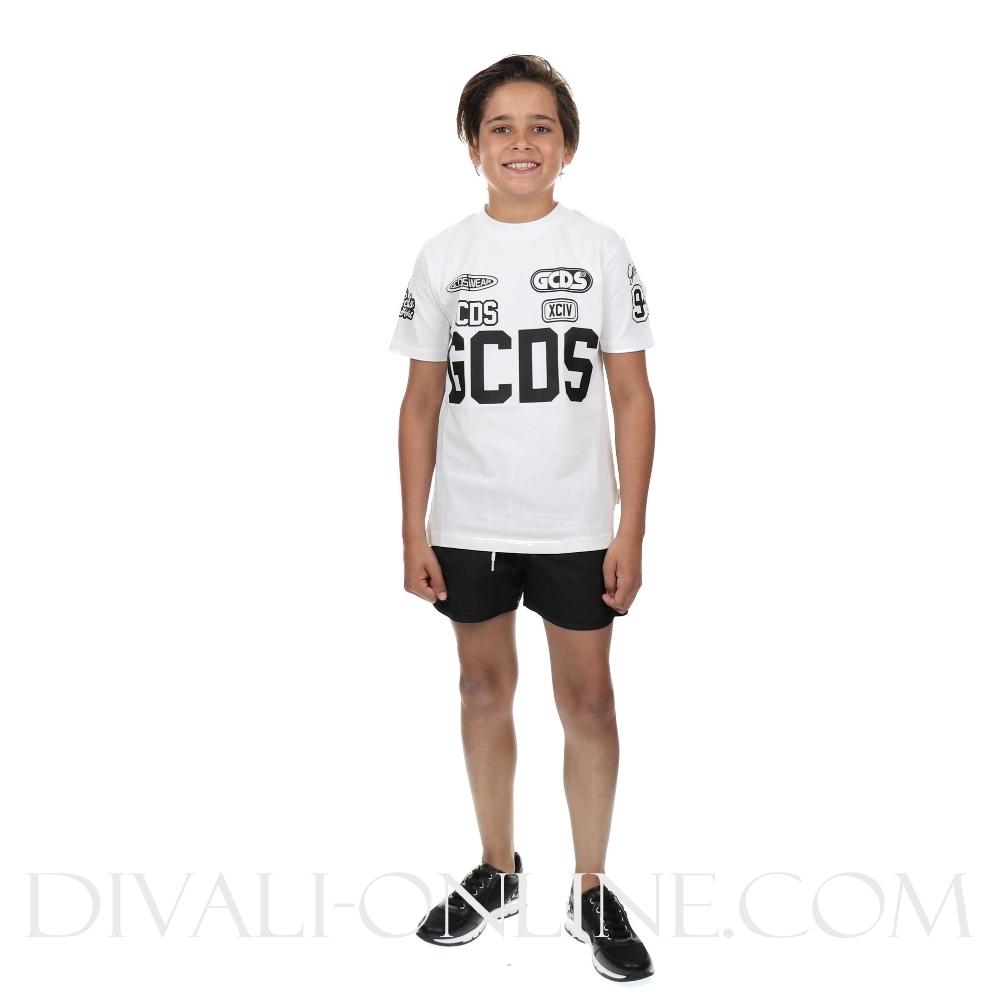 T-Shirt Logos Black White