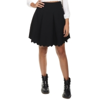 Goldie Estelle Heather Skirt Black