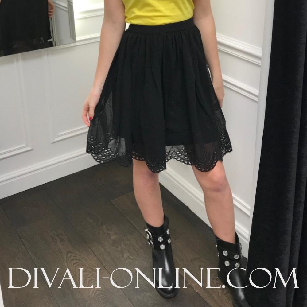 Skirt Alda Black