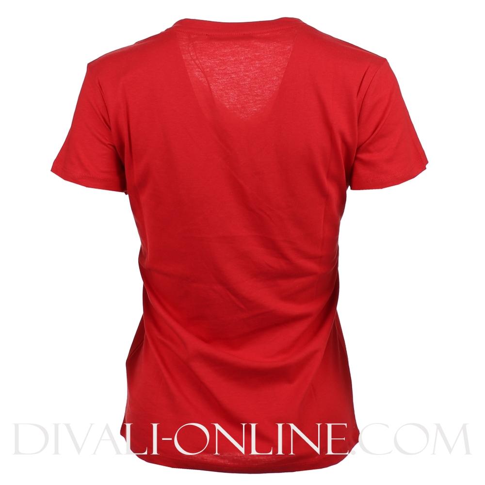 T-shirt Icon Red-black