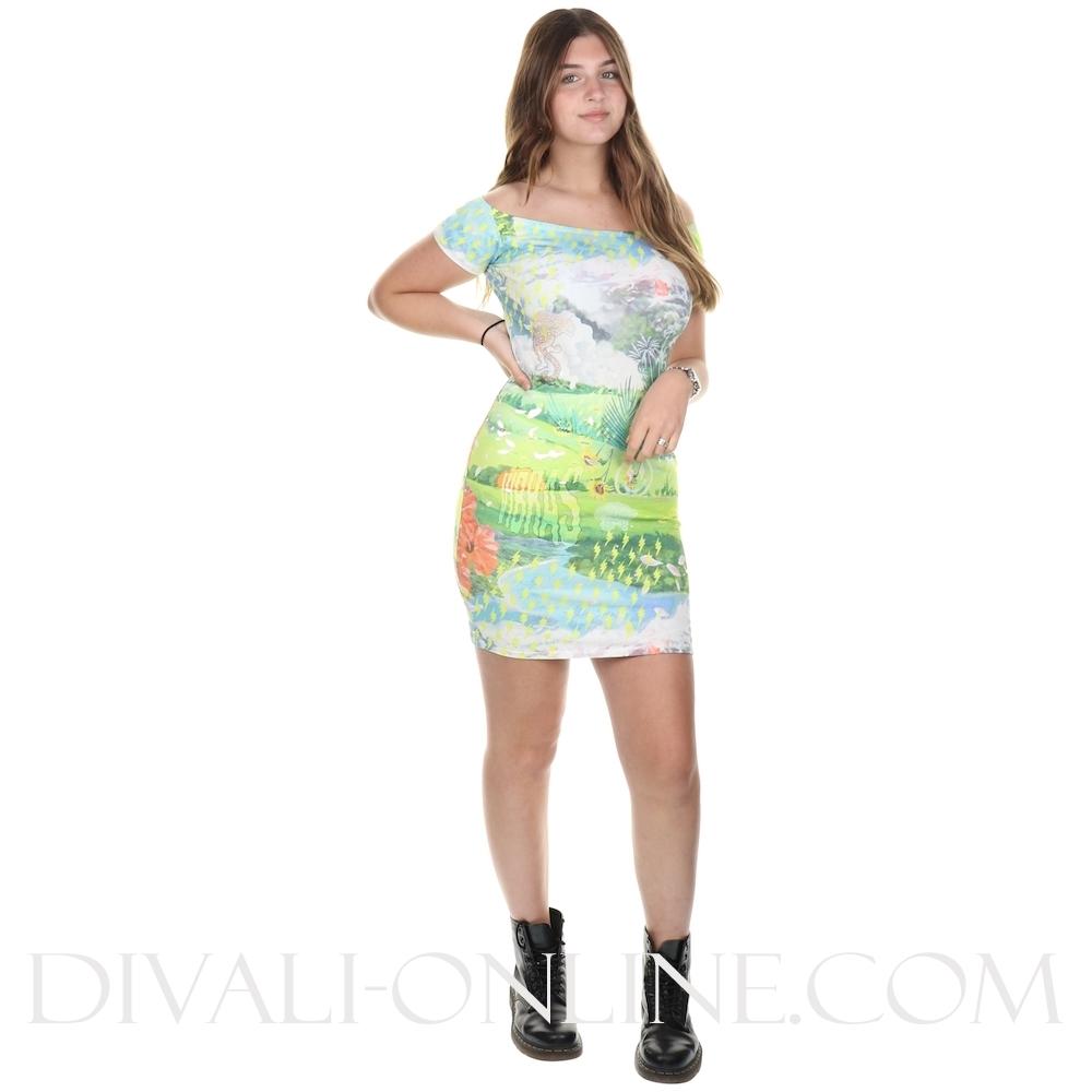 Offshoulder Dress Vibras