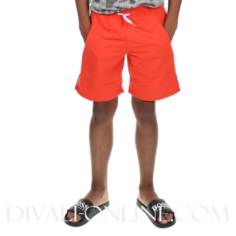 Surfer Oranje Rood