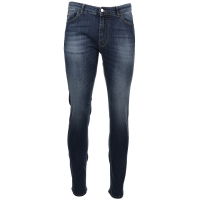 Iceplay 5 pocket Skinny jeans Degradable blue
