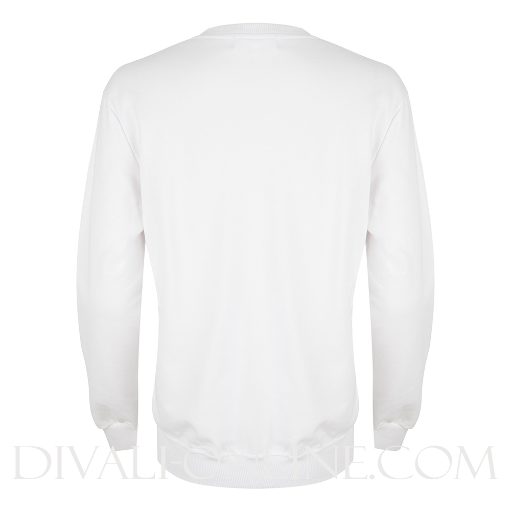 Sweater Artwork White
