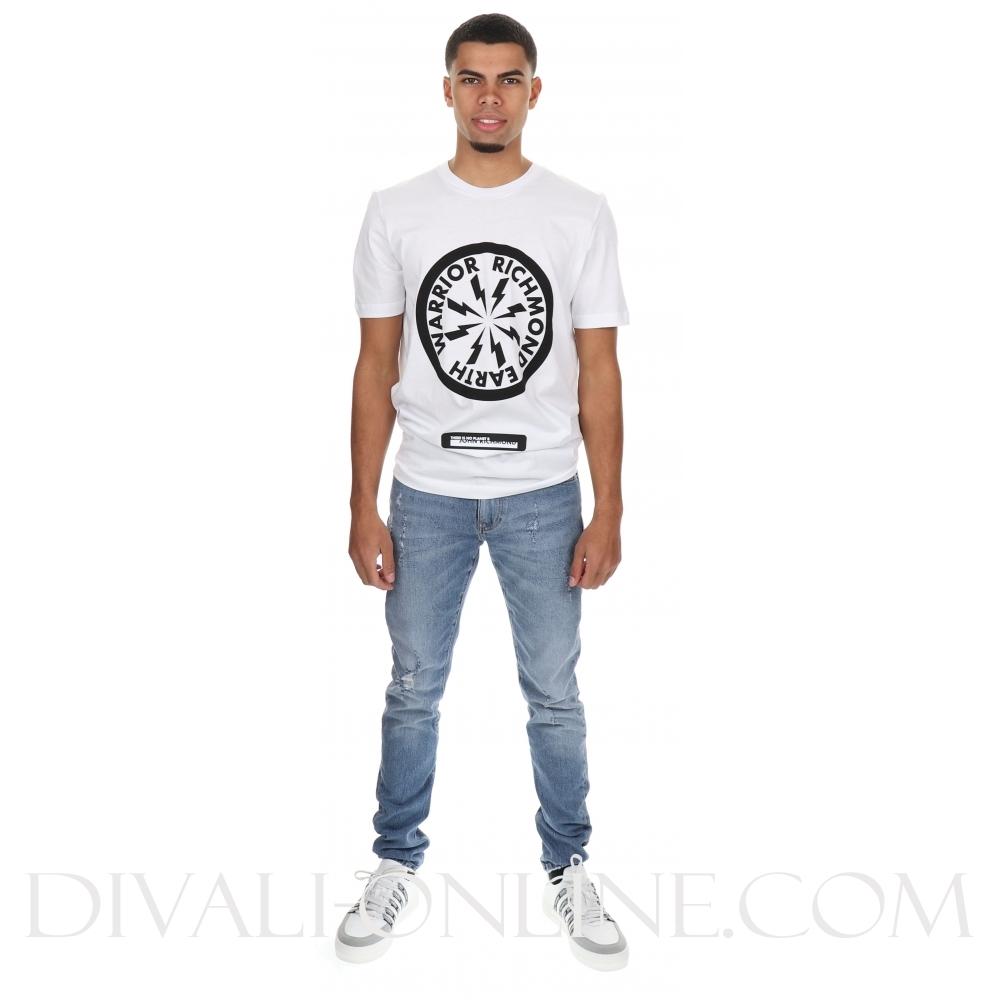 T-shirt Idiana White