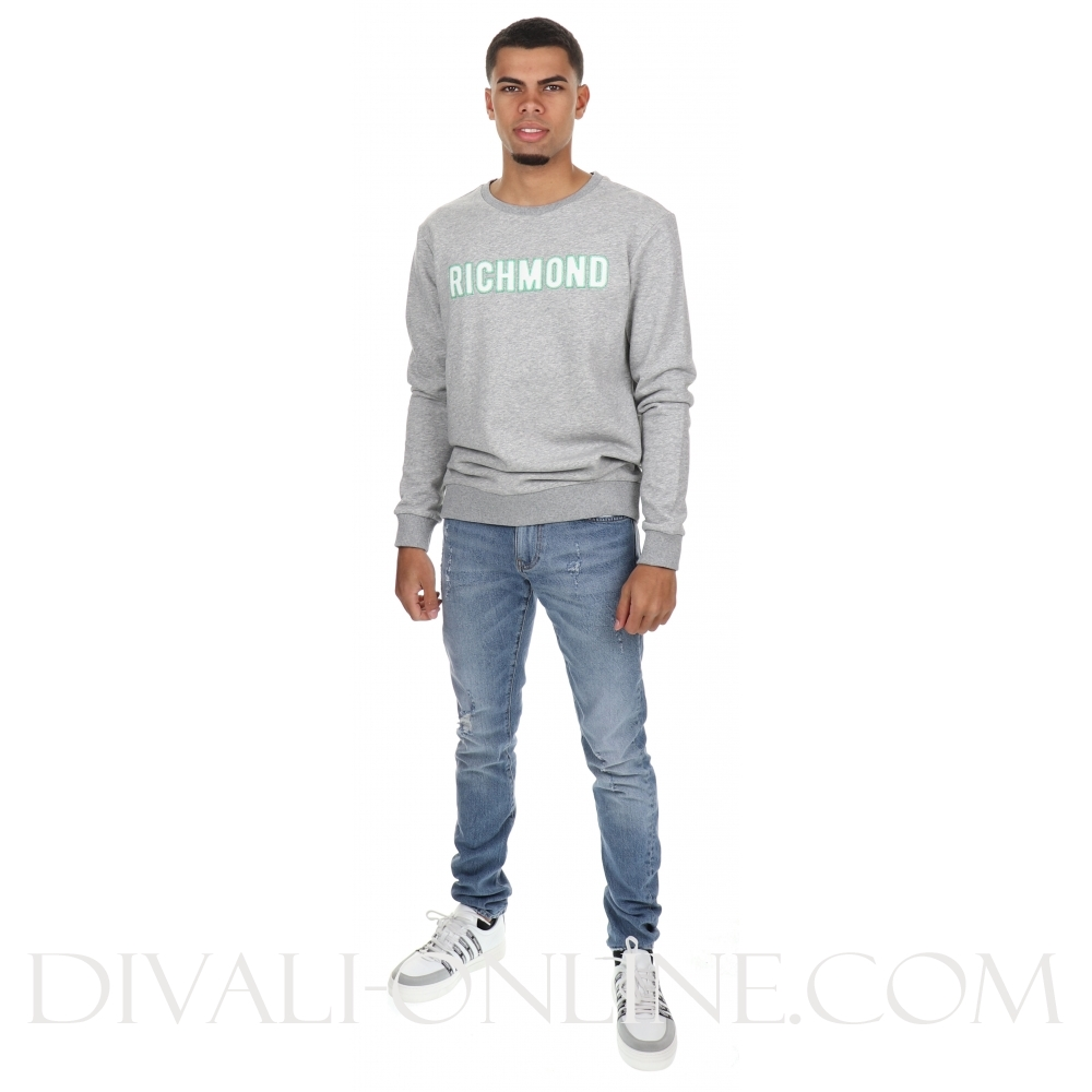 Sweater Chiswick Grey