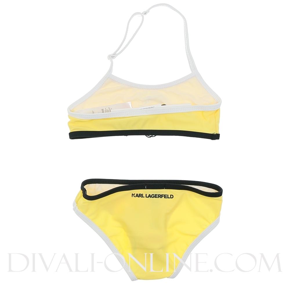 Bikini Logo Yellow