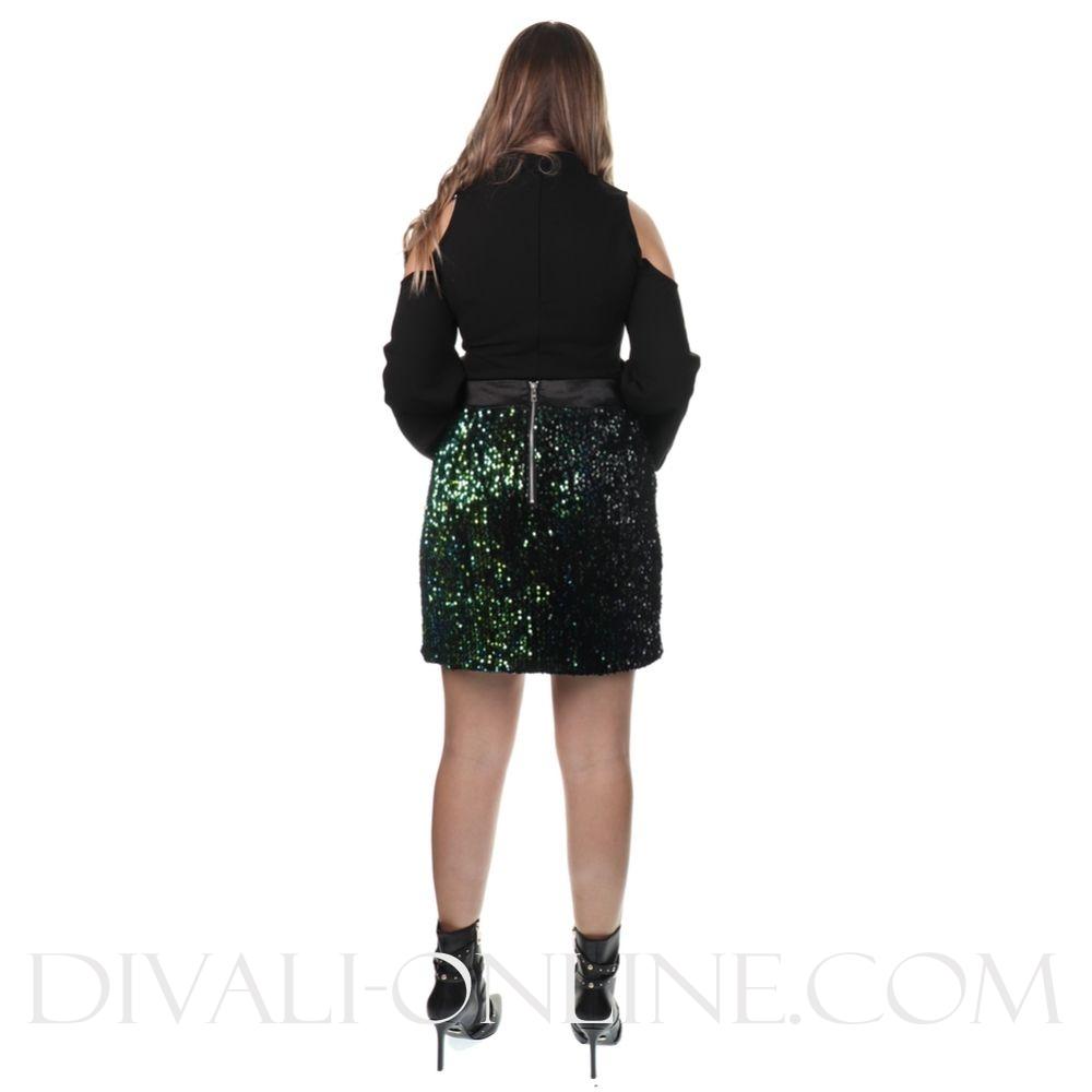 Skirt Fabiola Green