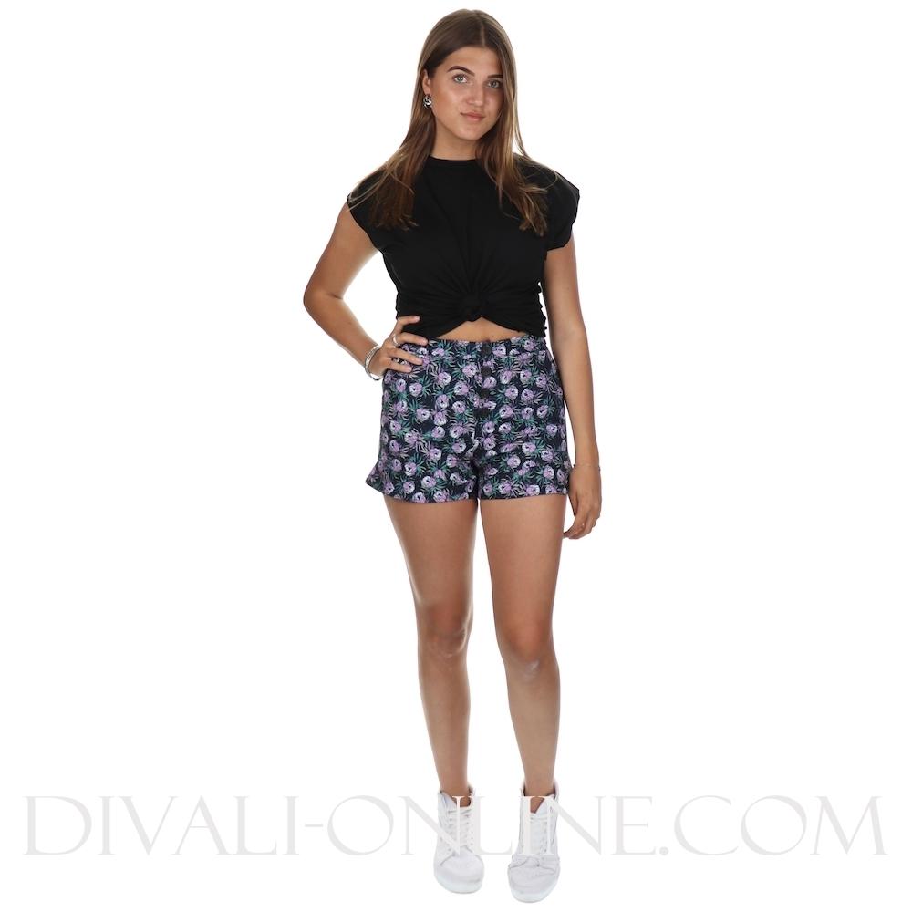 Short Luzia Lila