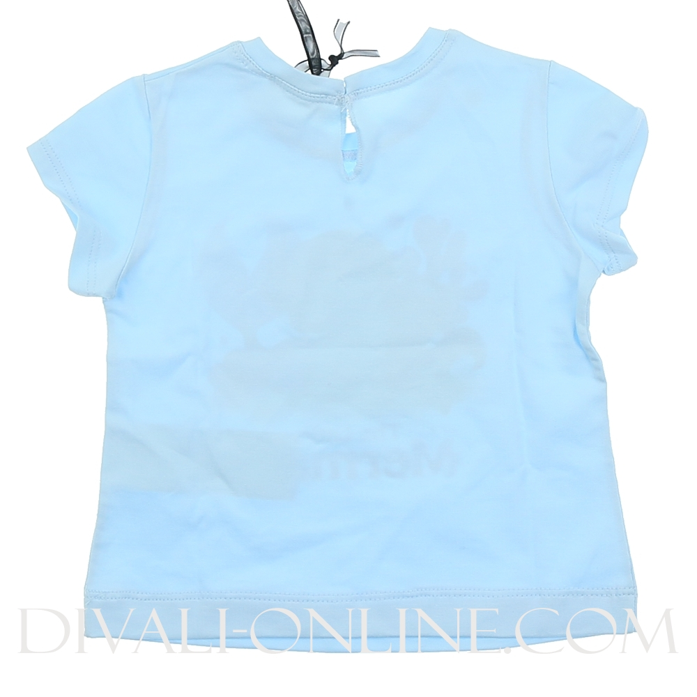 T-shirt Little Mermaid Blue