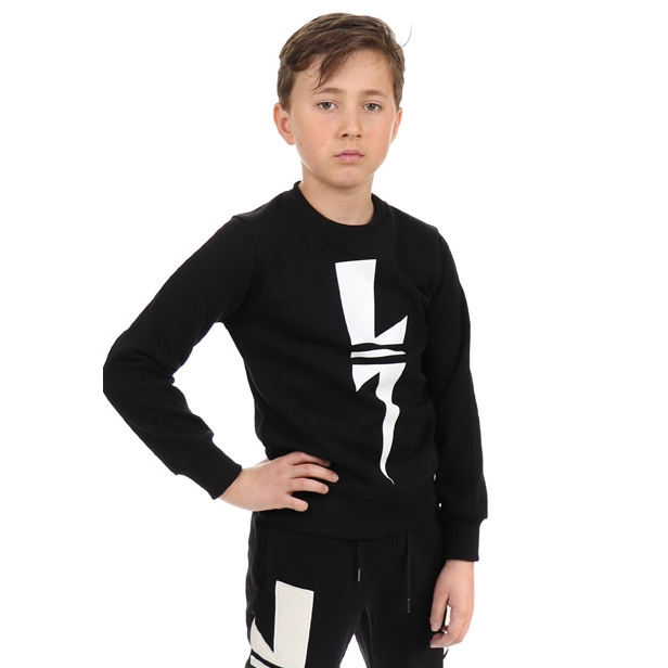 Sweater Thunder Black