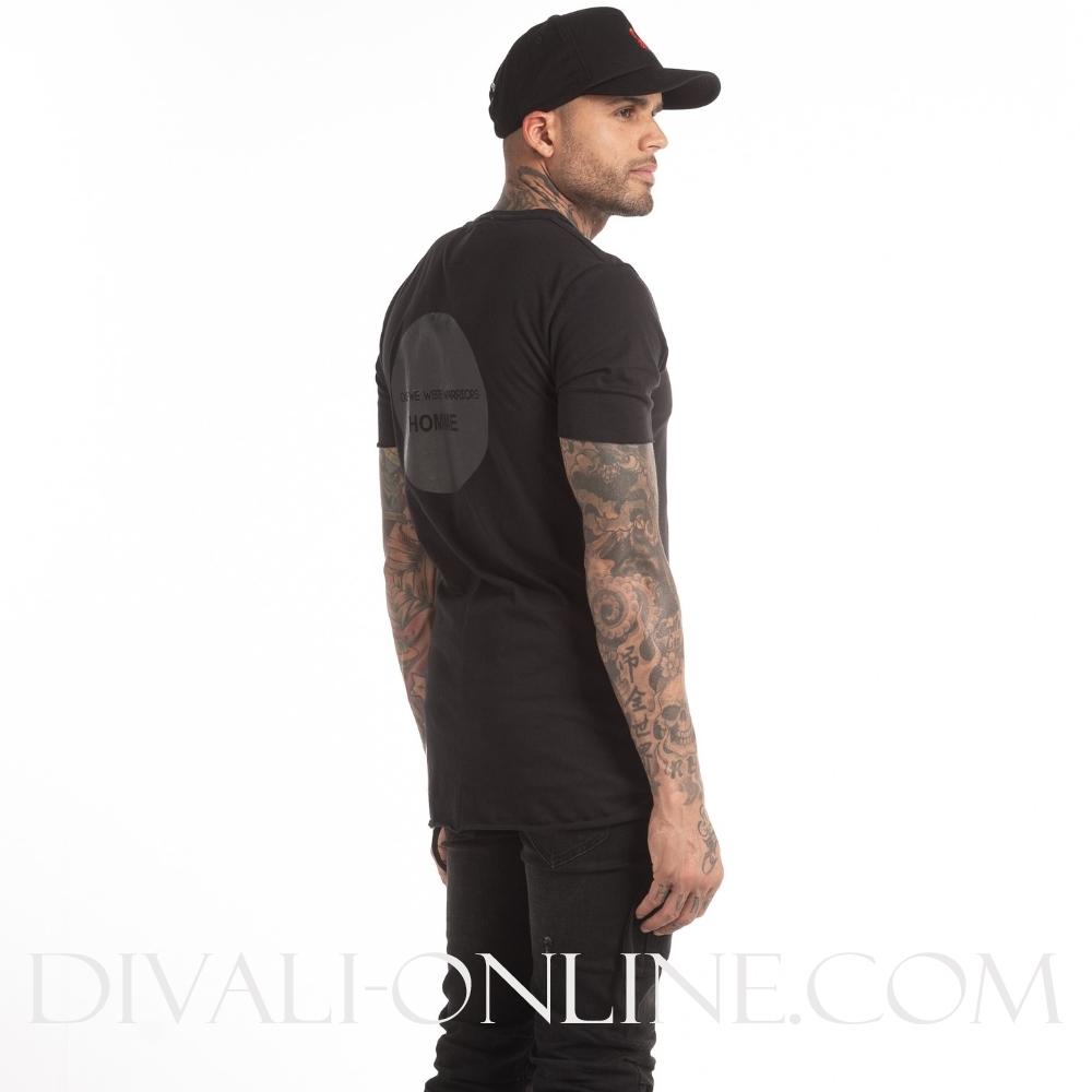 Tomi SS Tshirt Black