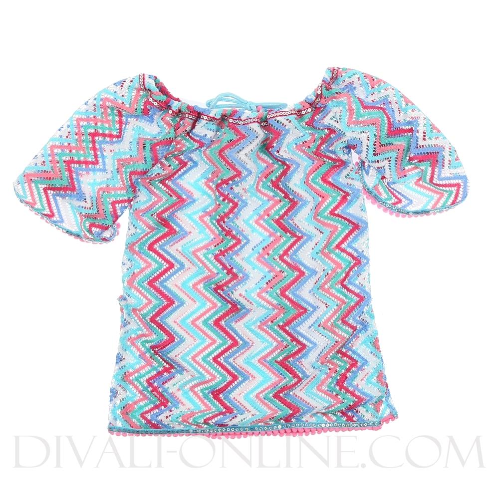 Tuniek Crochet Fanta