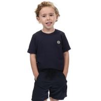 T-shirt Navy Blue Logo