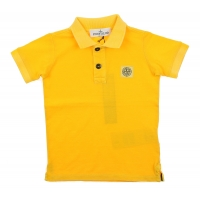 Polo Logo Yellow