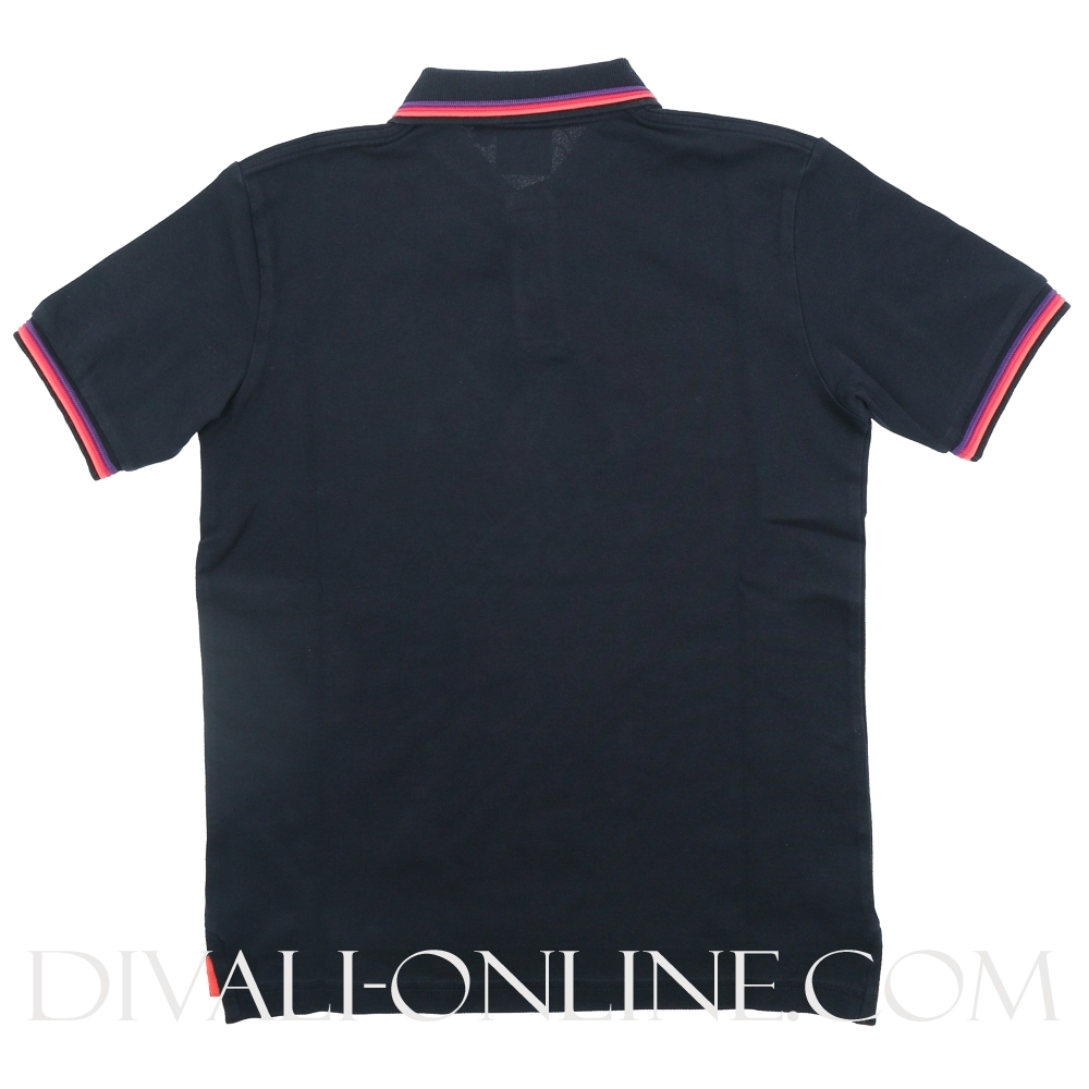 Polo Stripe Navy