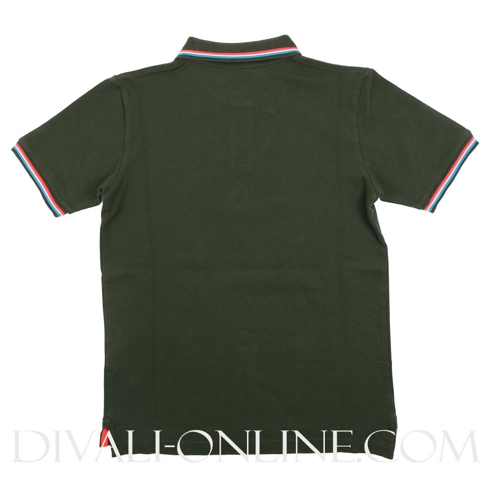 Polo Brice Dark Green