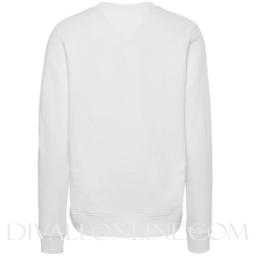 Sweater Summer logo Classic white