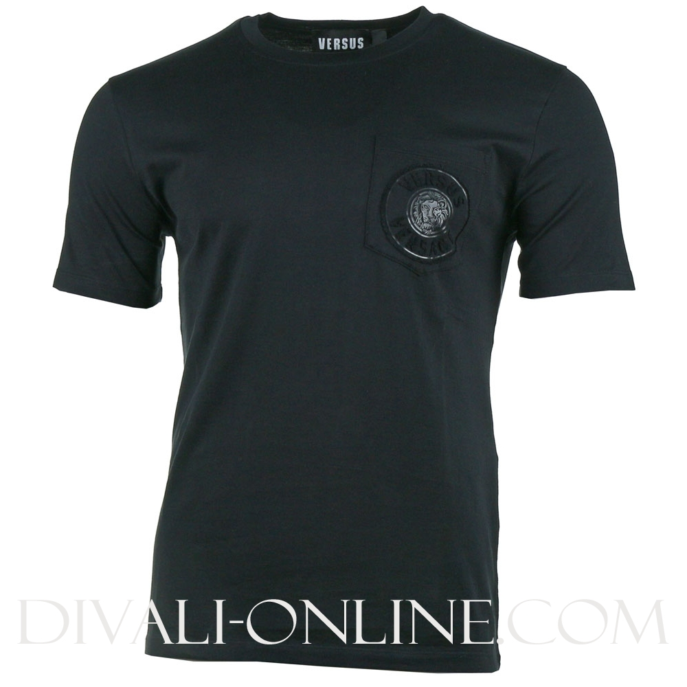 T-shirt Pocket Black