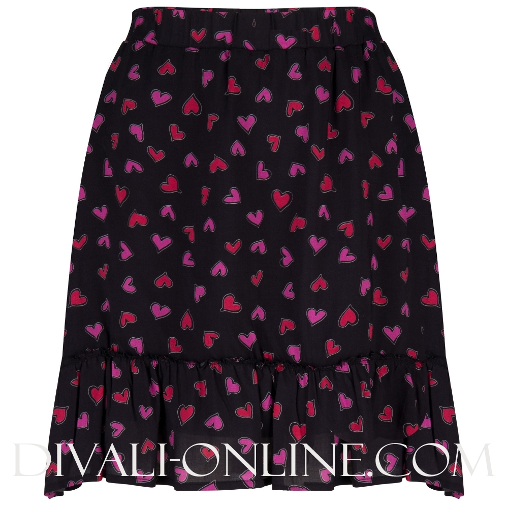 Sahara Skirt Hearts