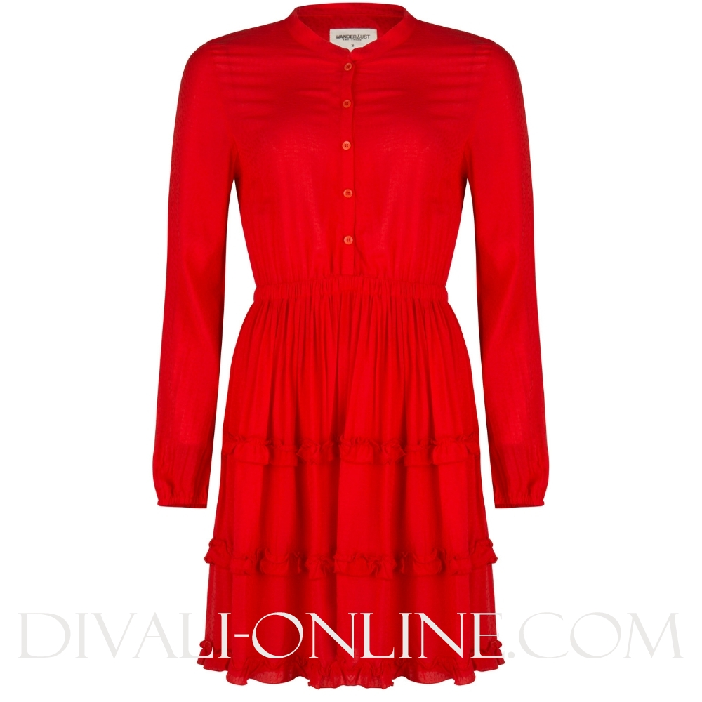 Dress Oase Red