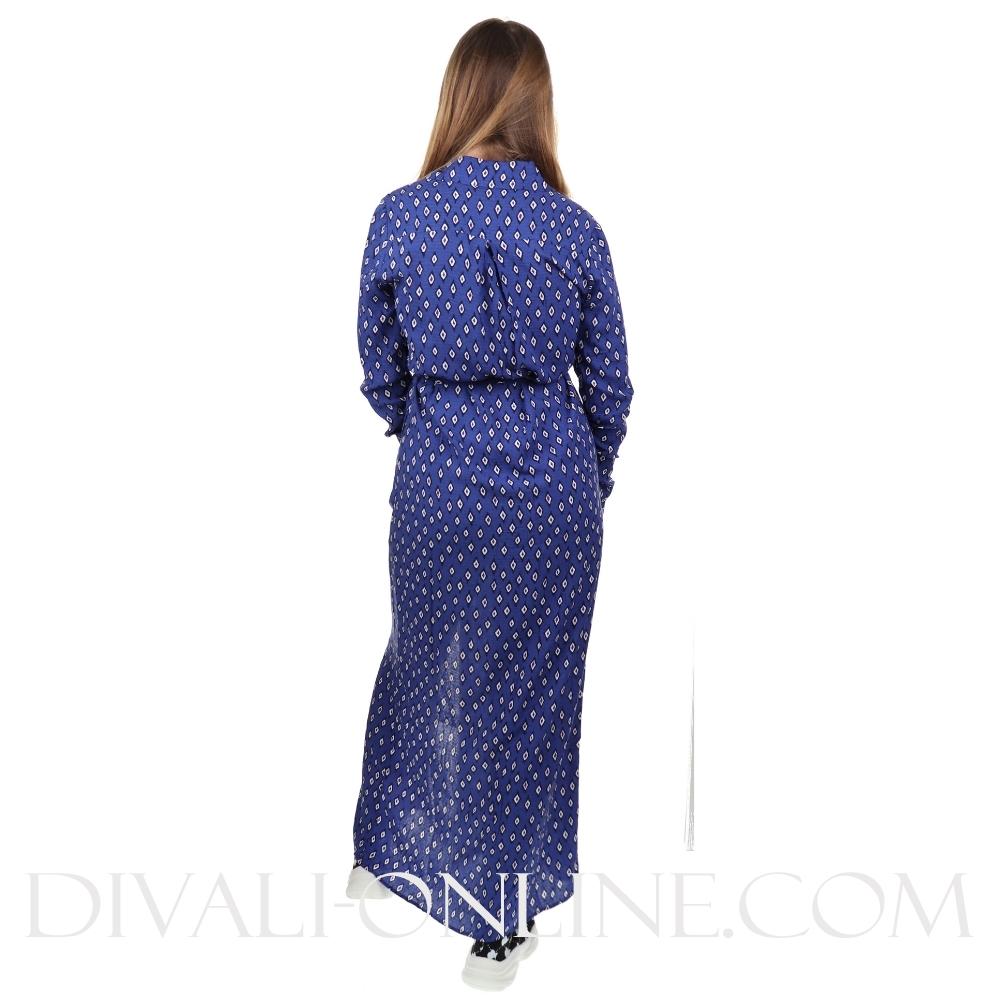 Nazir Dress Ikat