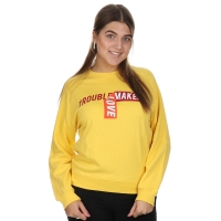 Zoe Karssen Super Lemon Sweater Trouble Maker