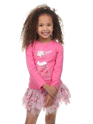 Skirt Dress Deone Tule Pink
