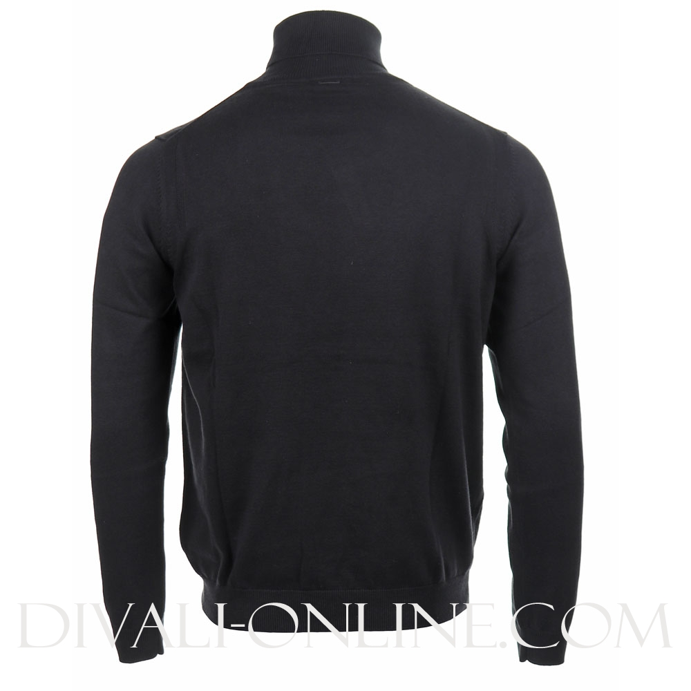 Coltrui Knitted Black