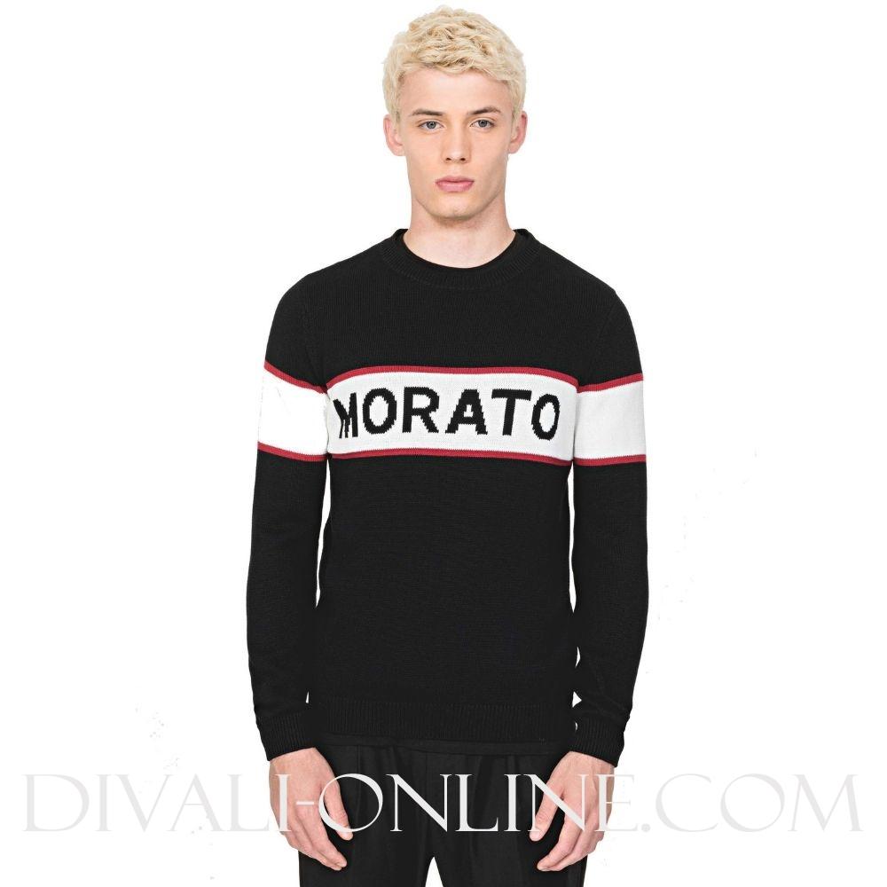 Gebreide Trui Morato Black