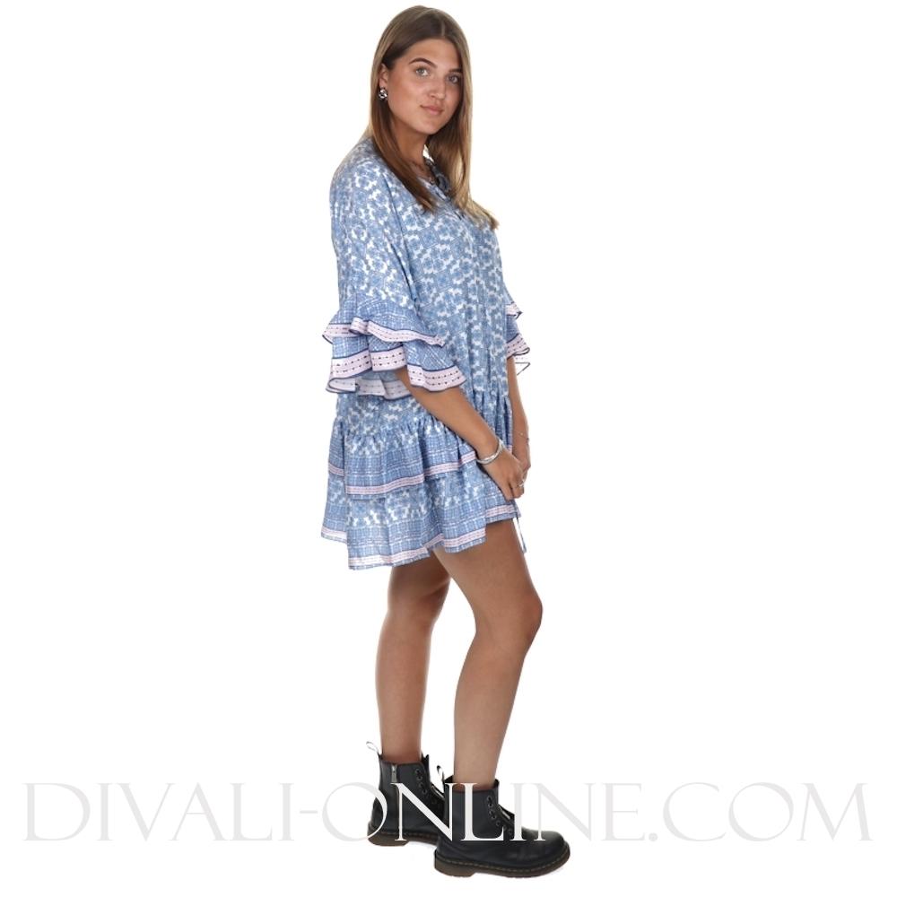 Kyla Dress Ocean Breeze