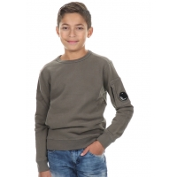 C.P. Company Sweater Dusty Olive