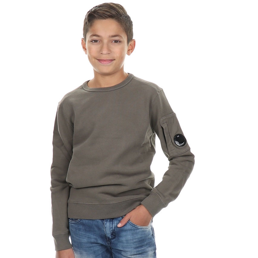Sweater Dusty Olive