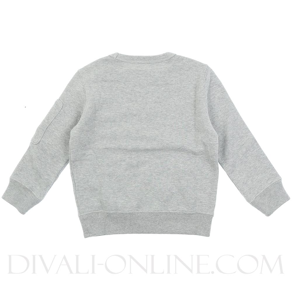 Sweater Basic Fleece Grey